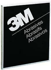 Wet Or Dry Abrasive Sheets - 3M # 02033