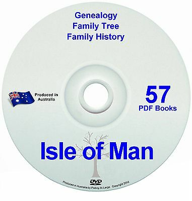 Family History Tree Genealogy Isle of Man Free Post