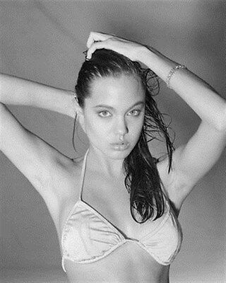 """ANGELINA JOLIE Poster Print 24x20"""" lovely image 174431"""