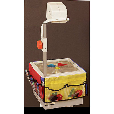 Overhead Projector Storage Pocket Chart Cd-5617 Brand New