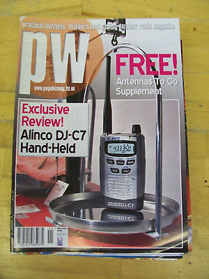 PW-Practical Wireless-Amateur Radio-N.11-2004-ALINCO D