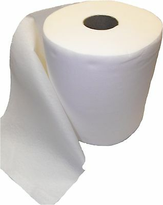 1 x ROLL LINT FREE NAIL WIPES TABLE TOWELS 139 SHEETS ROLL WHITE NAILS REMOVAL
