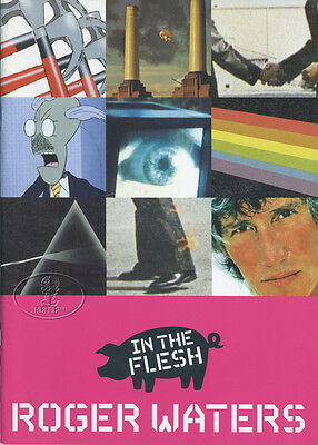 ROGER WATERS 1999 Tour Concert Program Book PINK FLOYD