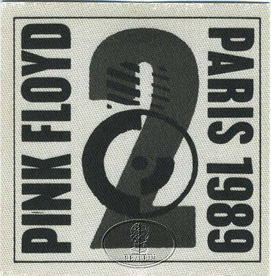 PINK FLOYD 1989 ANOTHER LAPSE BACKSTAGE PASS Paris 2