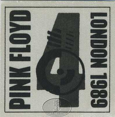 PINK FLOYD 1989 ANOTHER LAPSE BACKSTAGE PASS London 4