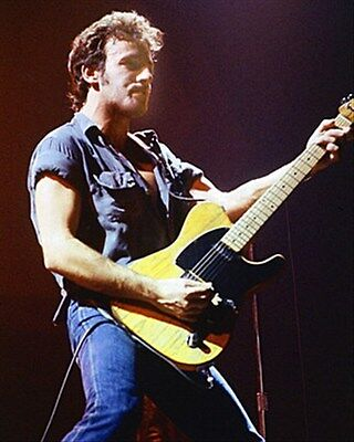 """BRUCE SPRINGSTEEN Poster Print 24x20"""" great image 278079"""