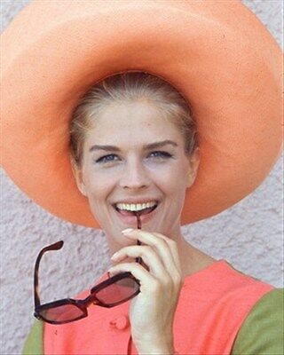 """CANDICE BERGEN Poster Print 24x20"""" lovely pic 266802"""