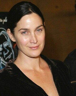 """CARRIE-ANNE MOSS Poster Print 24x20"""" nice pic 257670"""