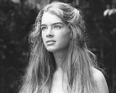 """BROOKE SHIELDS AS EMMELINE FROM THE Poster Print 24x20"""" lovely photo 172126"""