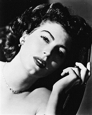 "AVA GARDNER Poster Print 24x20"" great for fans 167877"