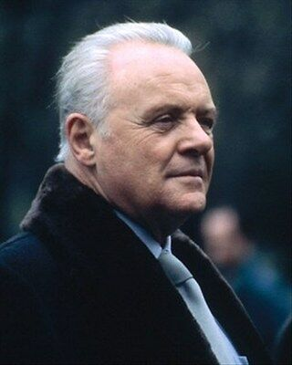 ANTHONY HOPKINS 8x10 Photo beautiful image 269681