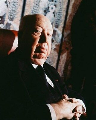 ALFRED HITCHCOCK 8x10 Photo classic image 239232