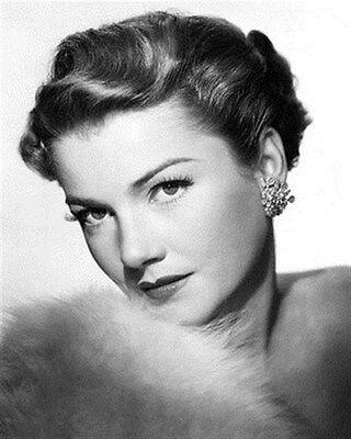 ANNE BAXTER 8x10 Photo iconic pic 186044