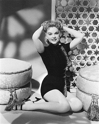 ANNE FRANCIS 8x10 Photo nice pic 178253