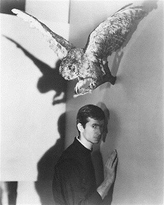 ANTHONY PERKINS AS NORMAN BATES FROM PSYCHO 8x10 Photo fine pic 177919