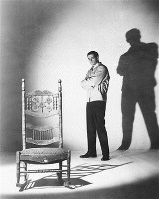 ANTHONY PERKINS AS NORMAN BATES FROM PSYCHO 8x10 Photo fine image 177915