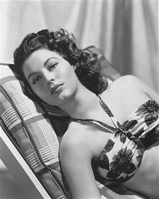 AVA GARDNER 8x10 Photo classic photo 165206