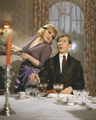 PATSY ROWLANDS and KENNETH WILLIAMS 8x10 Photo