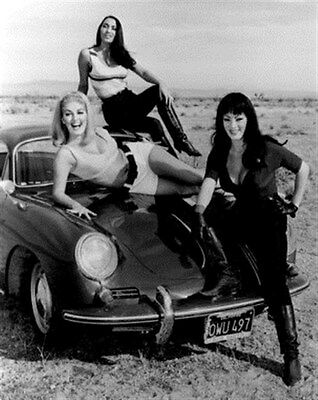 TURA SATANA AS VARLA, HAJI  AS ROSIE, LORI W 8x10 Photo