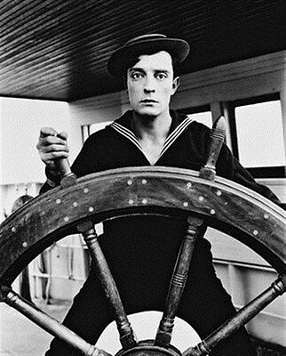 BUSTER KEATON 8x10 Photo fine pic 170552