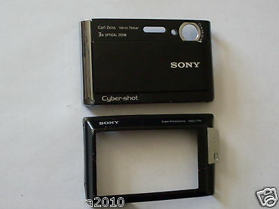 sony dsc-t70 digital camera front back case cover parts