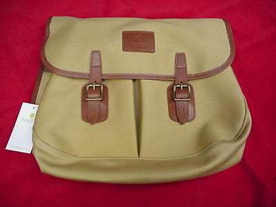 Hardy Fly Fishing Canvas Gear Bag Model Test GREAT NEW