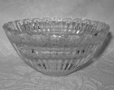 Mikasa Crystal MARQUETTE Glass Votive Candle Holder