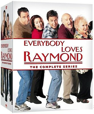 EVERYBODY LOVES RAYMOND 1-9 (1996-2005) COMPLETE TV Seasons Series R2 DVD not US