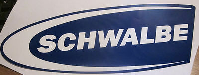 "11"" SCHWALBE Bike Tire ROAD RACE MOUNTAIN STICKER DECAL"