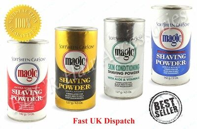 MAGIC SHAVING POWDER - BODY HAIR REMOVAL (FULL RANGE) The Best Quality/Seller**
