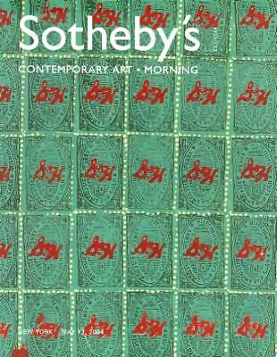 Sotheby's Cotemporary Art Auction Catalog '2004'