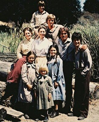 """LITTLE HOUSE ON THE PRAIRIE TELEVIS Poster Print 24x20"""" classic pic 28584"""