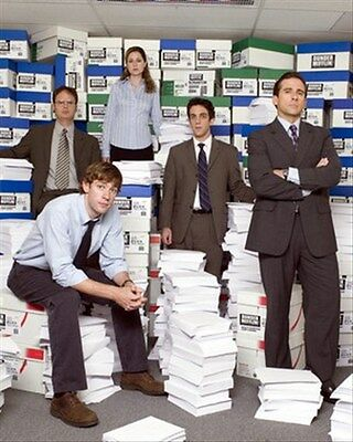 """THE OFFICE MOVIE PHOTO Poster Print 24x20"""""""