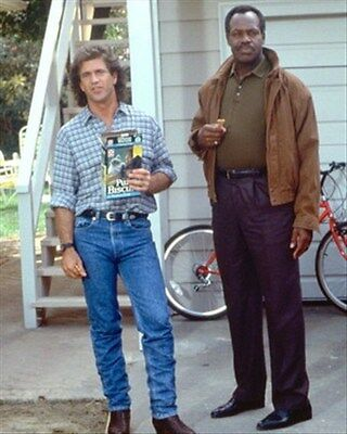 """LETHAL WEAPON MOVIE PHOTO Poster Print 24x20"""" great gift idea 269341"""