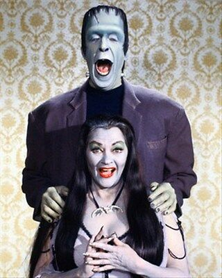 """THE MUNSTERS MOVIE PHOTO Poster Print 24x20"""" classic pic 265077"""