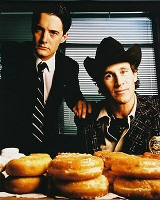 """TWIN PEAKS TELEVISION PHOTO Poster Print 24x20"""""""