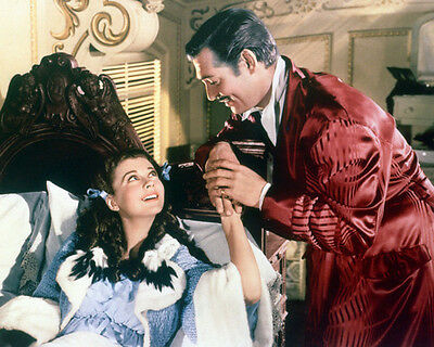 """GONE WITH THE WIND MOVIE PHOTO Poster Print 24x20"""" stellar pic 248594"""
