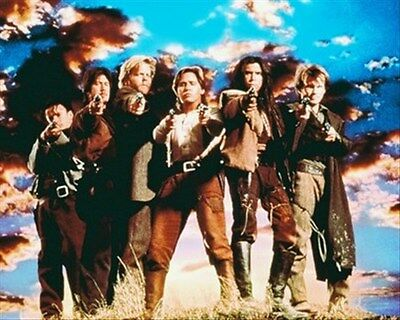 """YOUNG GUNS MOVIE PHOTO Poster Print 24x20"""" lovely image 247155"""