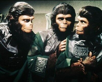 """PLANET OF THE APES TELEVISION PHOTO Poster Print 24x20"""""""