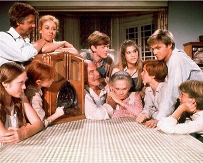 """THE WALTONS MOVIE PHOTO Poster Print 24x20"""" lovely photo 221830"""