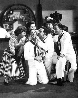 """ON THE TOWN MOVIE PHOTO Poster Print 24x20"""" fine photo 187187"""