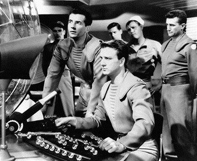 """FORBIDDEN PLANET TELEVISION PHOTO Poster Print 24x20"""" classic image 180015"""