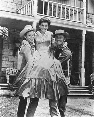"""THE VIRGINIAN MOVIE PHOTO Poster Print 24x20"""" cool photo 176952"""