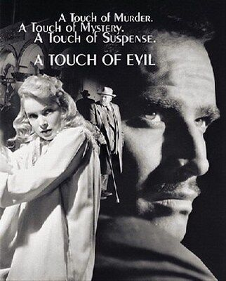 """TOUCH OF EVIL MOVIE PHOTO Poster Print 24x20"""""""
