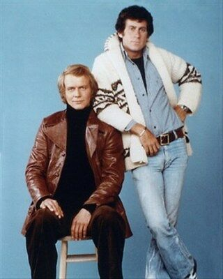 STARSKY AND HUTCH TELEVISION PHOTO 8x10 Photo classic image 276407
