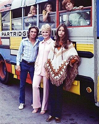 THE PARTRIDGE FAMILY MOVIE PHOTO 8x10 Photo great gift idea 264090
