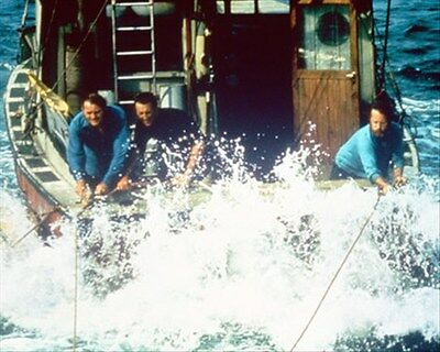 JAWS MOVIE PHOTO 8x10 Photo fine pic 225339