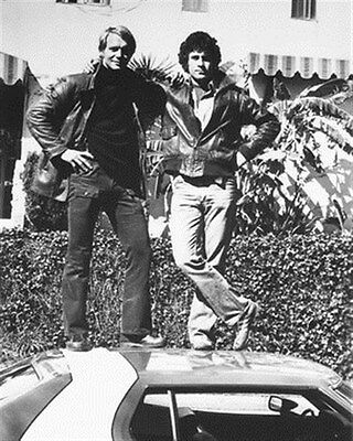 STARSKY AND HUTCH TELEVISION PHOTO 8x10 Photo nice pic 177839