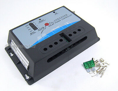 20A 12V Charge Controller for Solar Power Panel System