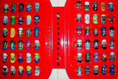 MARVEL Mighty Beanz 2003 2004 Series 2 COMPLETE Set ULTIMATES Beans Lot NEW MINT